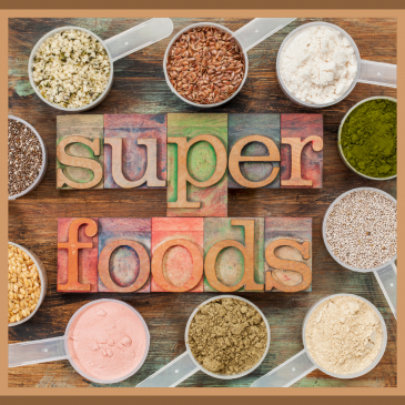 The Superfoods Challenge
