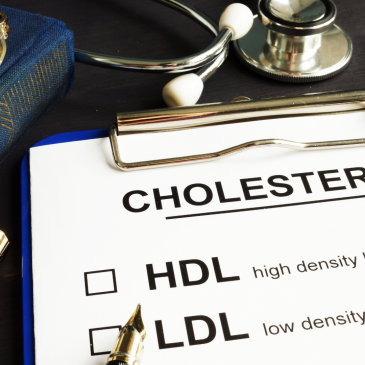 CHOLESTEROL AND EASTERN MEDICINE